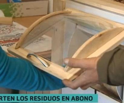 Compobox aterriza en el cole de El Torviscal