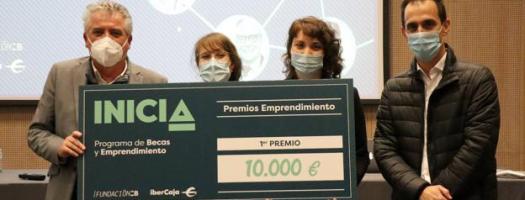 INTEGREELLENCE PRIMER PREMIO, PREMIOS EMPRENDIMIENTO FUNDACIÓN CB E IBERCAJA