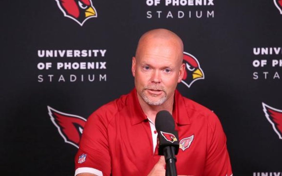 Phil Dawson talks about joining Cardinals