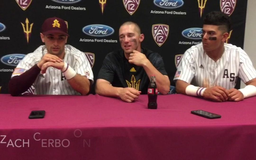 ASU baseball clinches series win over Long Beach State