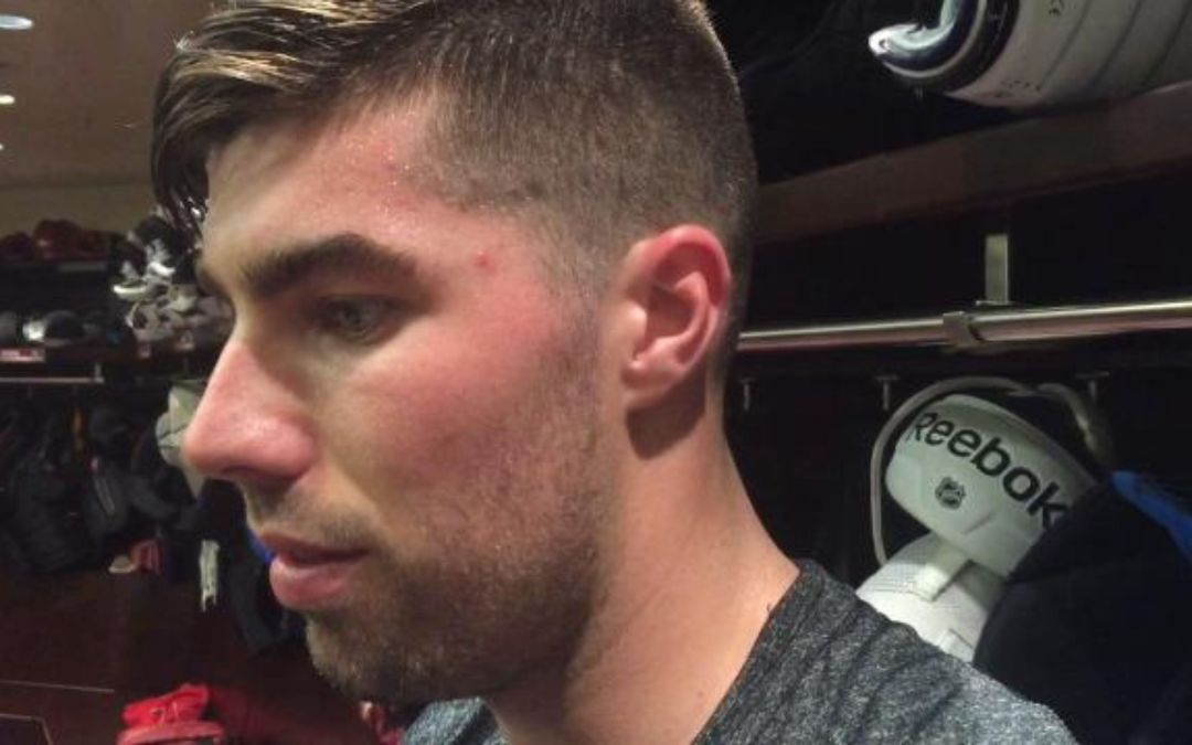Coyotes react to 3-1 loss to Blues