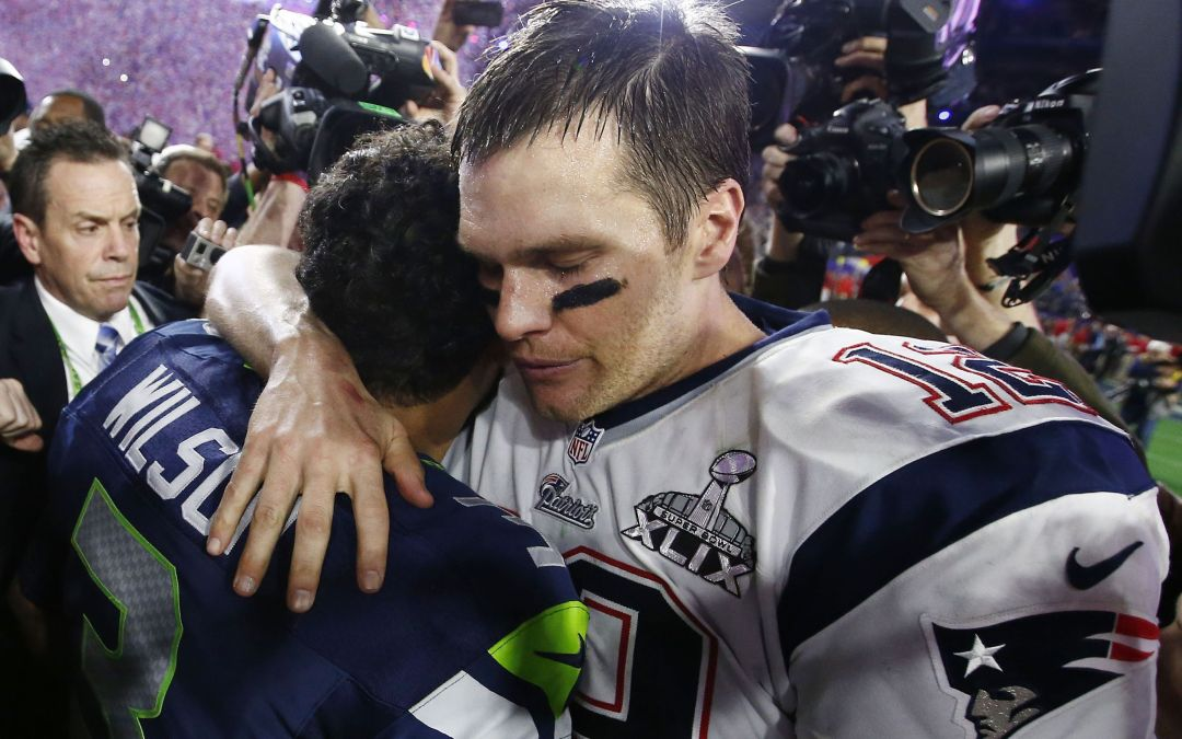 Investigators find 2 missing Tom Brady Super Bowl jerseys, one from XLIX in Glendale
