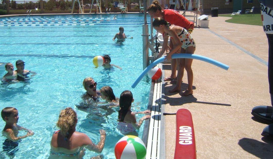 Here's where metro Phoenix kids can take swim lessons before summer