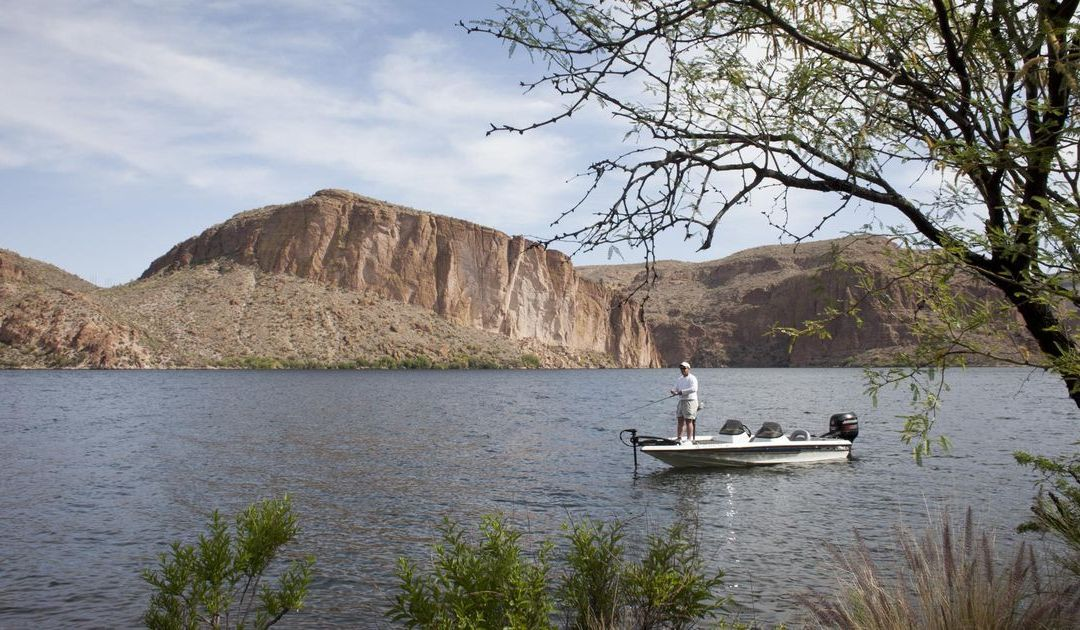 Arizona Fishing Report 2017