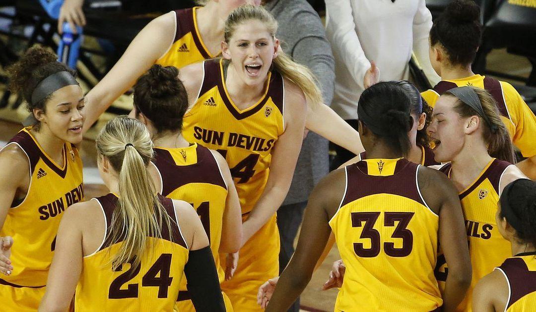 No. 8-seeded ASU women open NCAA Tournament against No. 9 Michigan State