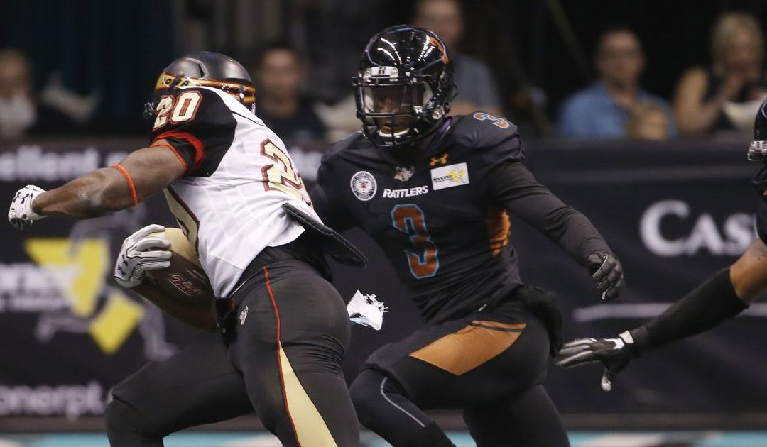 Rattlers hope to win 1st IFL game Saturday against Crush
