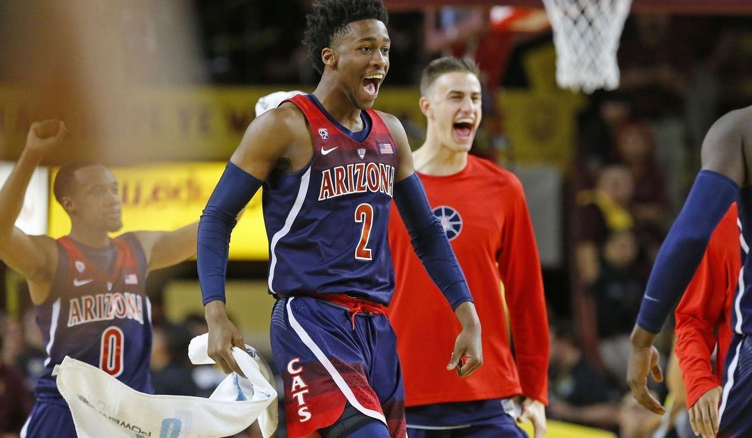 Former president picks Arizona Wildcats to reach Final Four