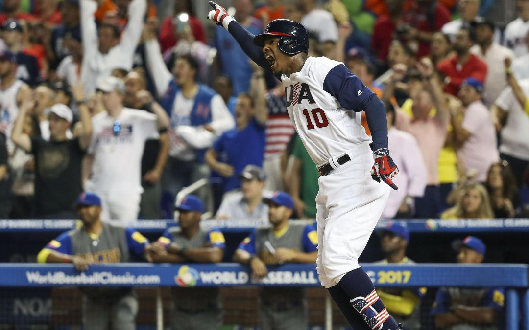 USA avoids upset with walkoff win over Colombia in World Baseball Classic