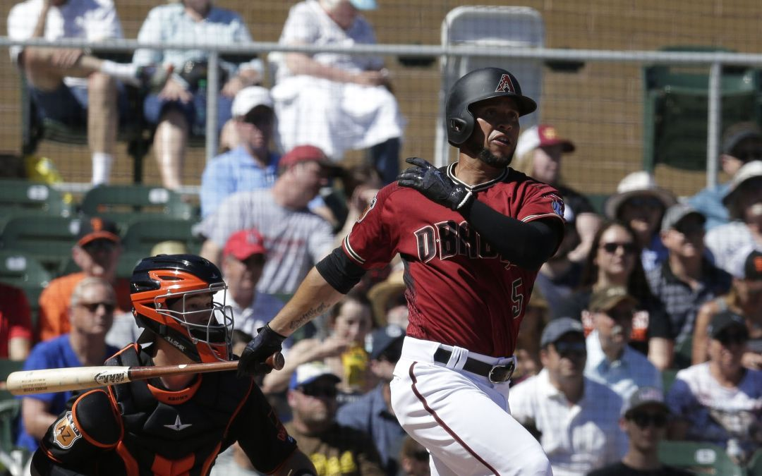 Gregor Blanco wants to be an inspiration to new Diamondbacks teammates