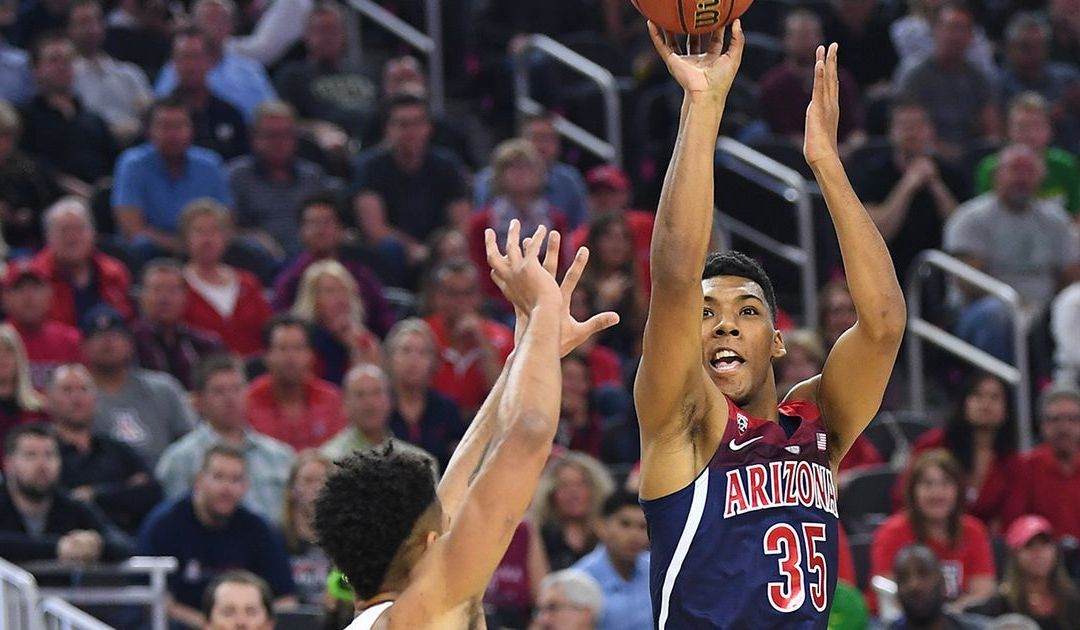 Arizona's Allonzo Trier embracing pressure after suspension tested his spirit