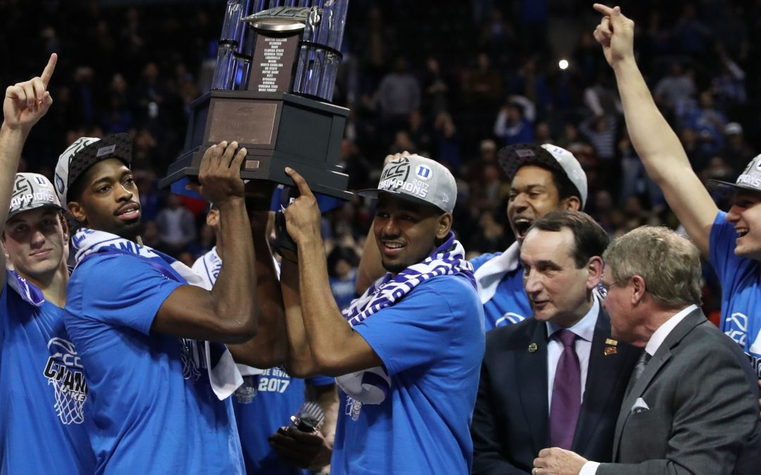 NCAA tournament selection show unveils the field of 68 teams
