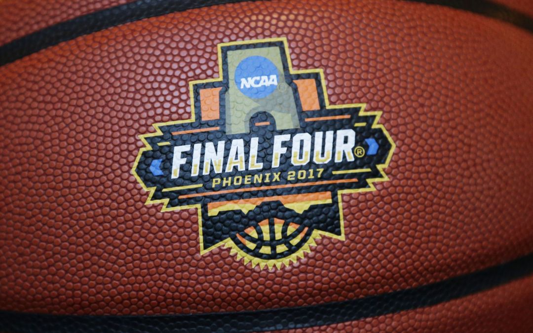2017 NCAA Tournament schedule with first-round times, TV