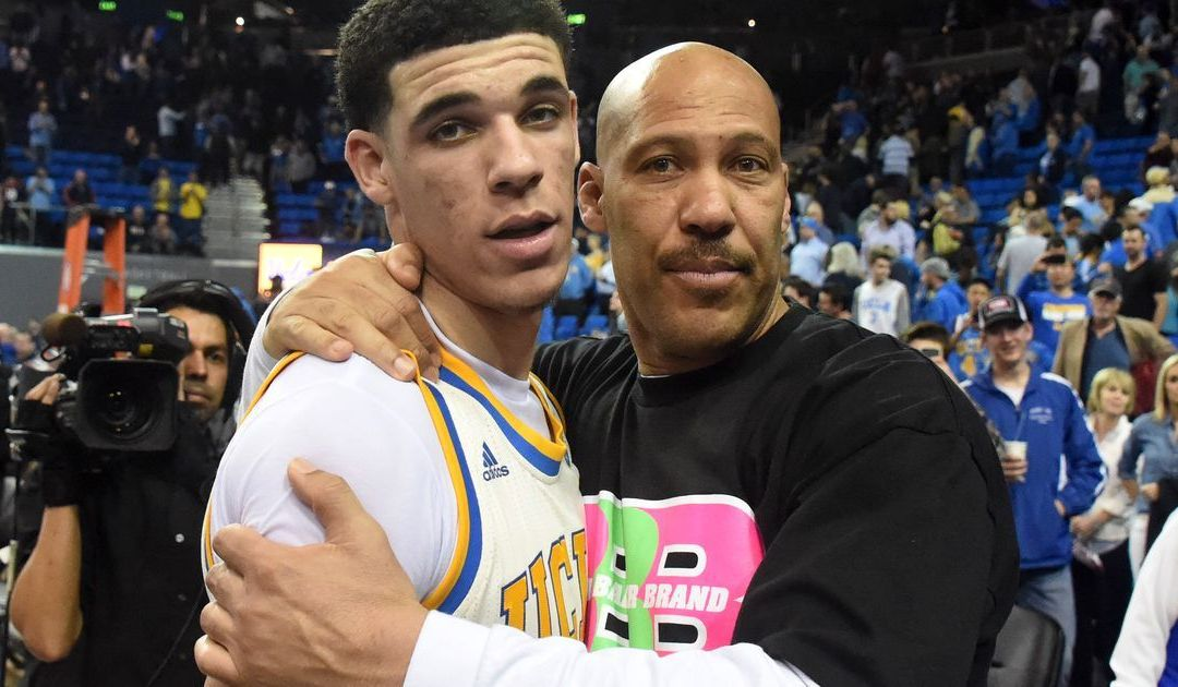 LaVar Ball and his boys are here to change the world