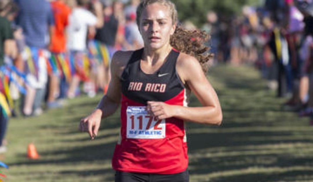 Rio Rico's Allie Schadler braces for another showdown with national cross country champ