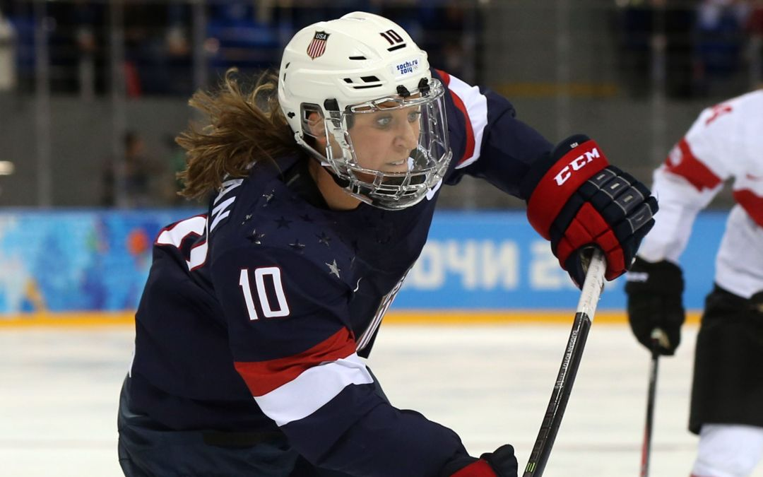 U.S. women to sit out world championship over wage dispute