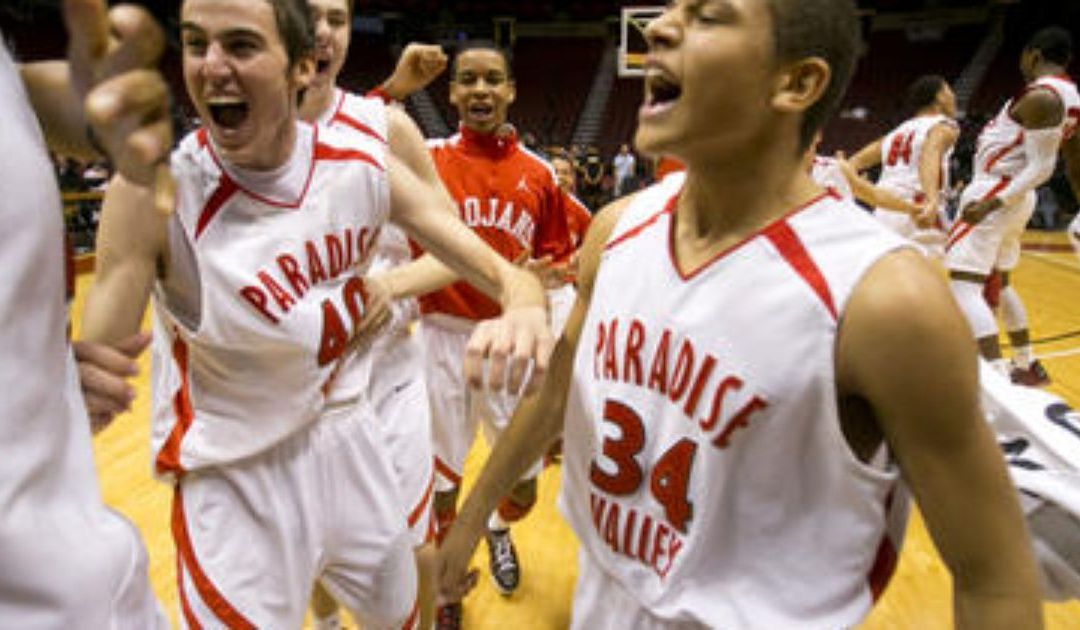 Paradise Valley's Cedric Jacobs-Jones on brink of undefeated college season