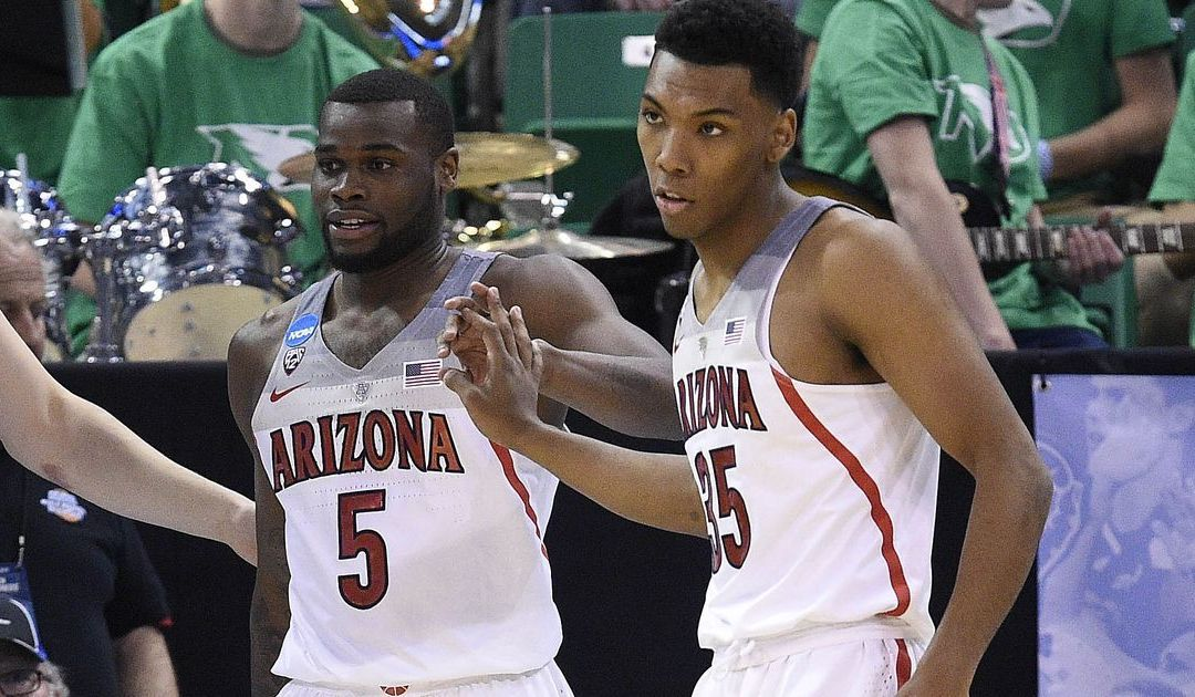 Arizona opens NCAA Tournament with blowout win over North Dakota
