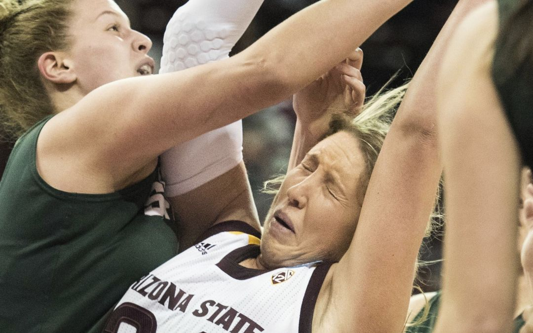 Arizona State women's basketball in NCAA Tournament – 2017