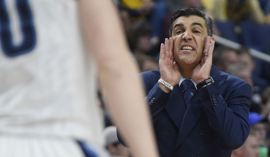 Why was top overall seed Villanova so unsteady in premature exit?