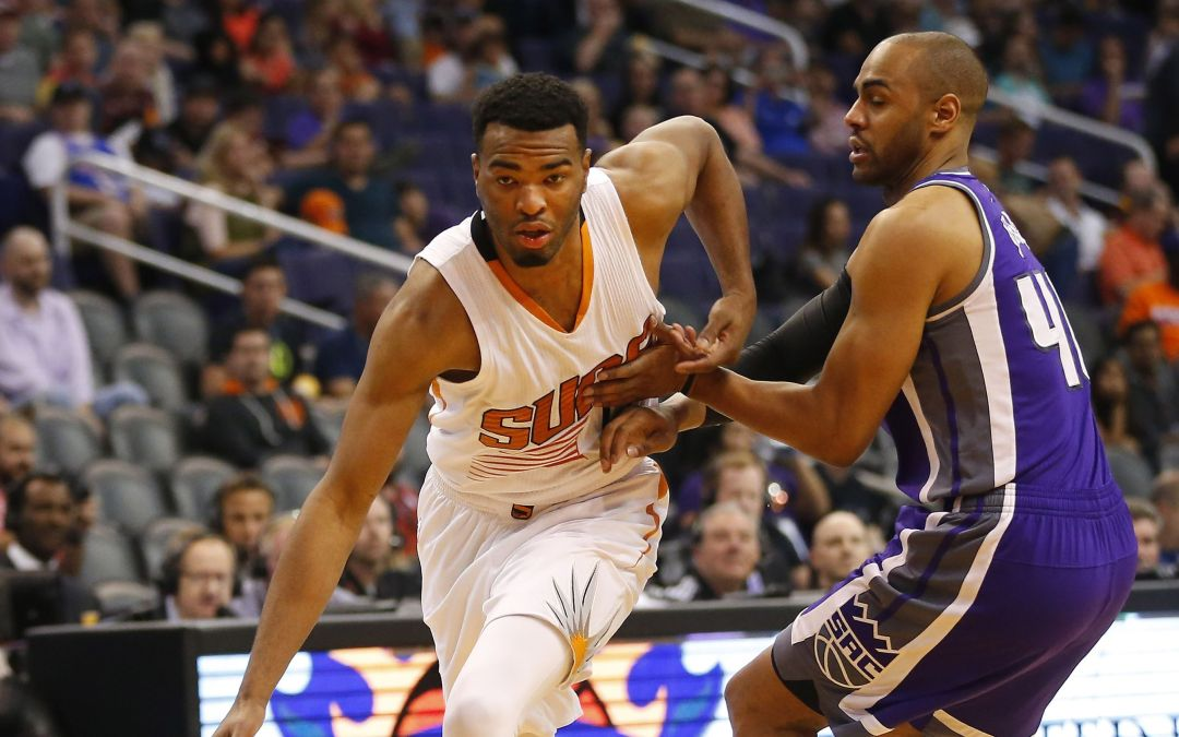 Is T.J. Warren the Suns' small forward of the future?