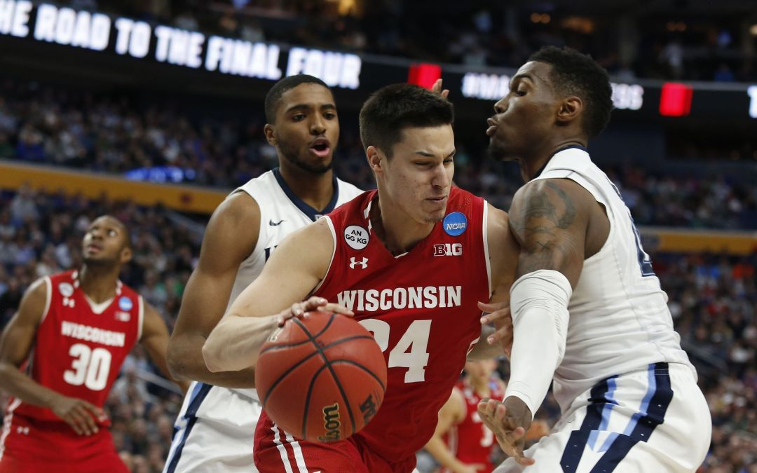 With his Pipeline protest, Wisconsin's Bronson Koenig gains a heartfelt Brewers admirer