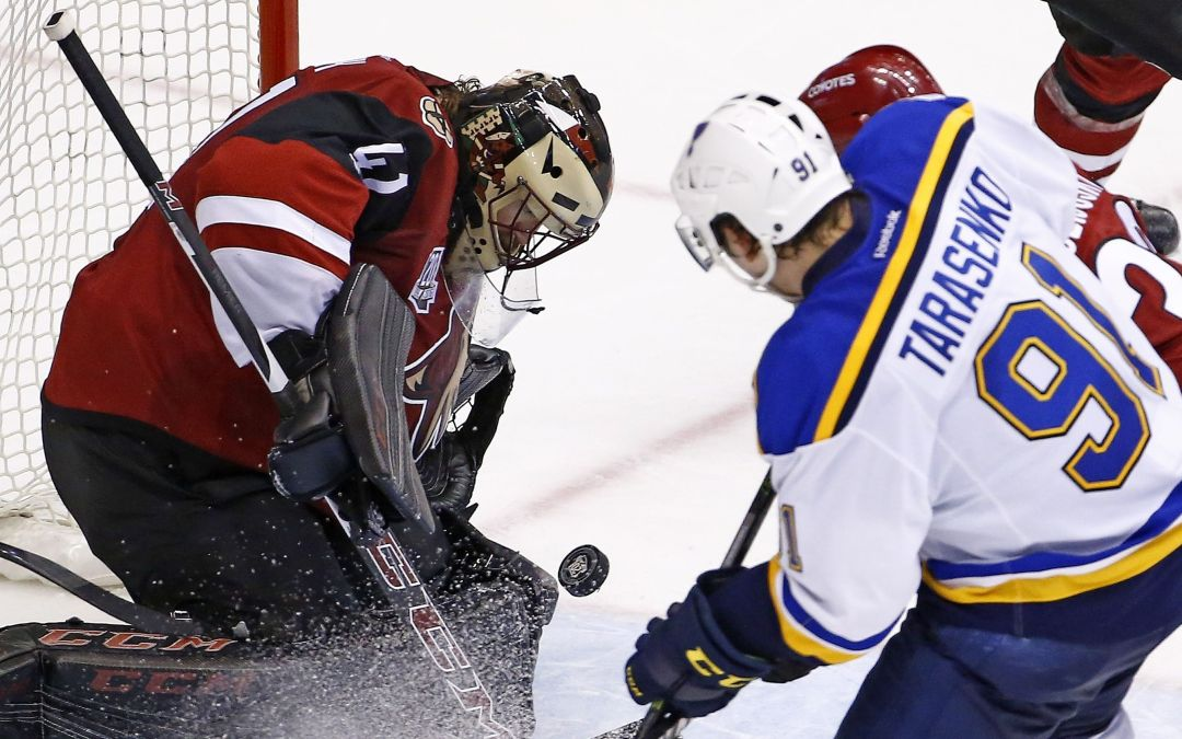Arizona Coyotes vs. St. Louis Blues