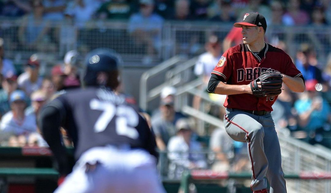 Patrick Corbin keeps rolling as Diamondbacks tie Indians