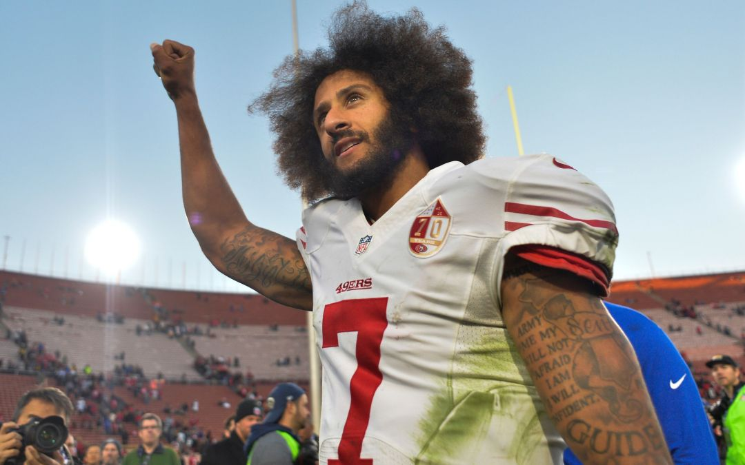 President Trump has ideas, but why is Colin Kaepernick still a free agent?