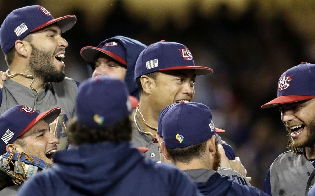 Team USA finds itself in winning World Baseball Classic