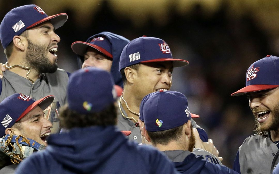 Team USA finds itself in winning World Baseball Classic