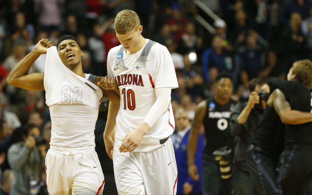 Arizona Wildcats knocked out of NCAA Tournament by Xavier