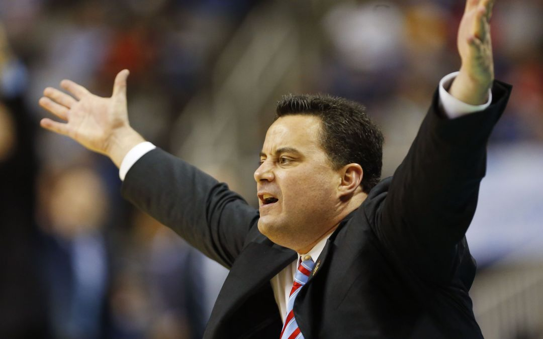 Arizona's Sean Miller rightly blames himself for loss