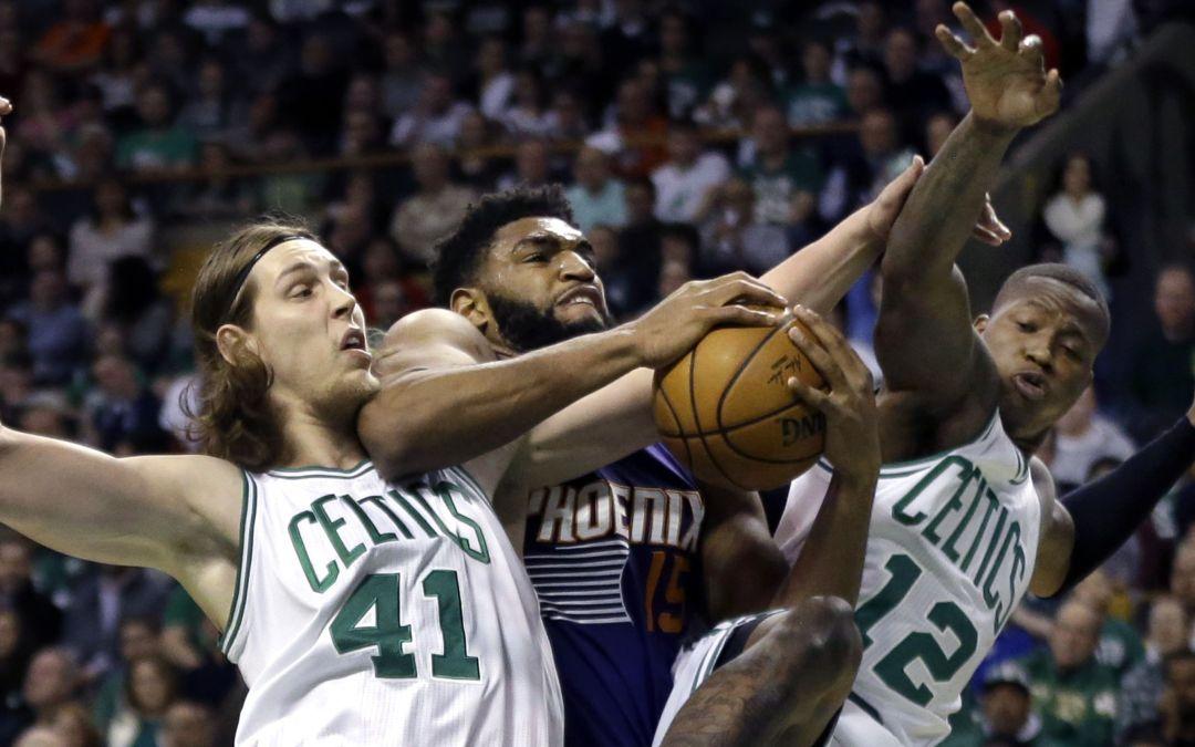 Phoenix Suns at Boston Celtics