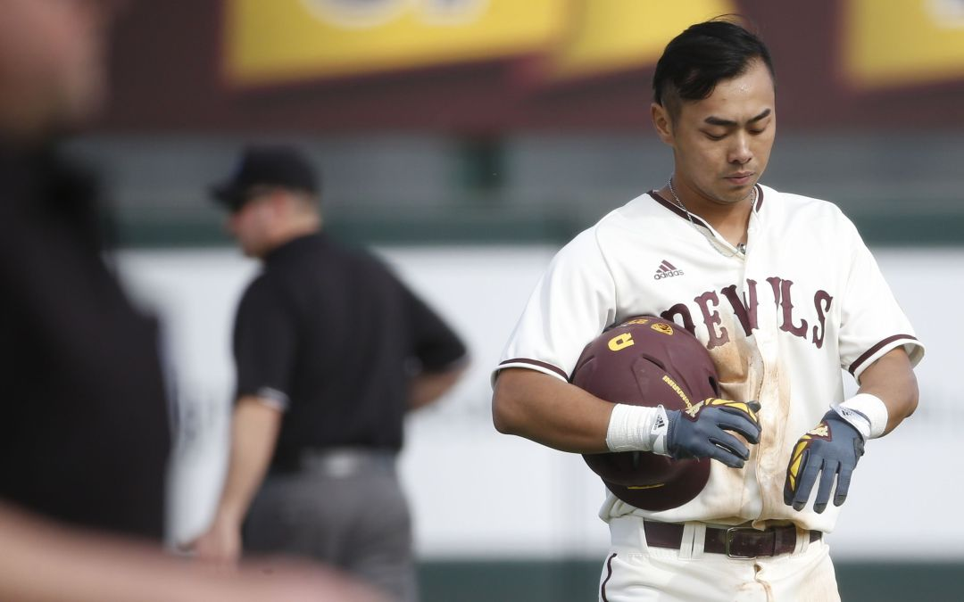 USC uses 4-run 4th inning to beat ASU baseball in rubber match