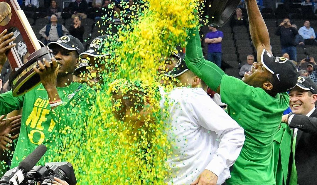Oregon Ducks end Pac-12's Final Four drought