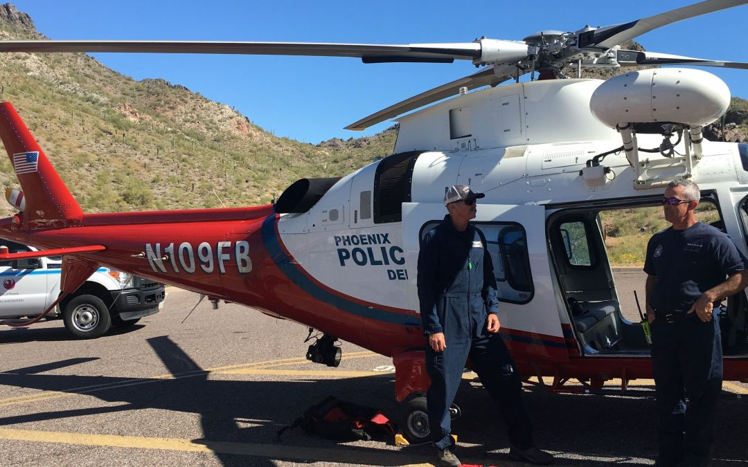 Nearly 80 hikers rescued from Phoenix trails so far in 2017
