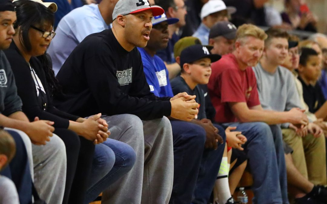 Coaching LaVar Ball's sons: Inside the chaotic season