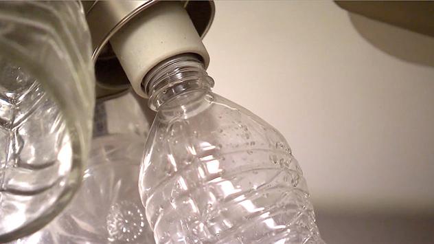Tip for Removing Broken Light Bulb