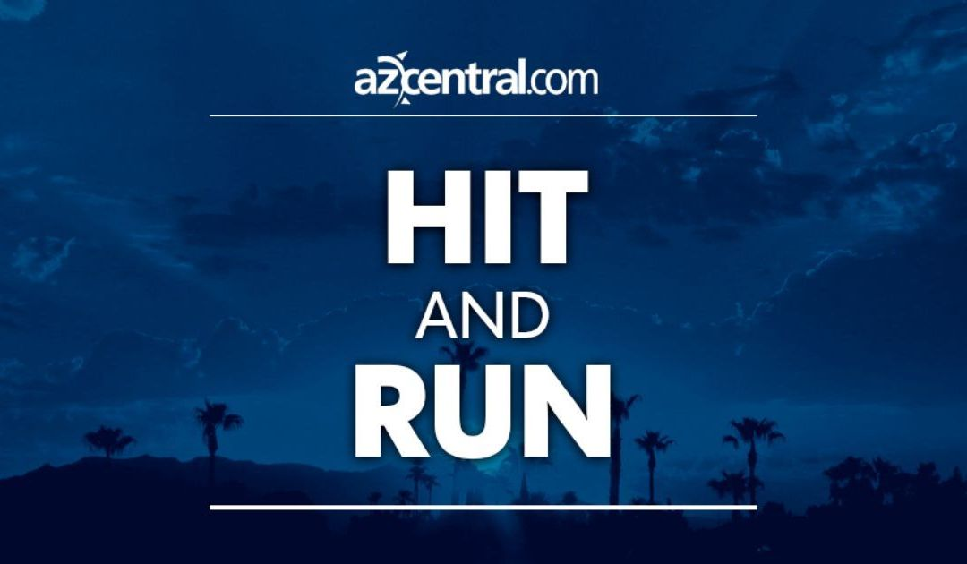 Phoenix police search for hit-and-run driver