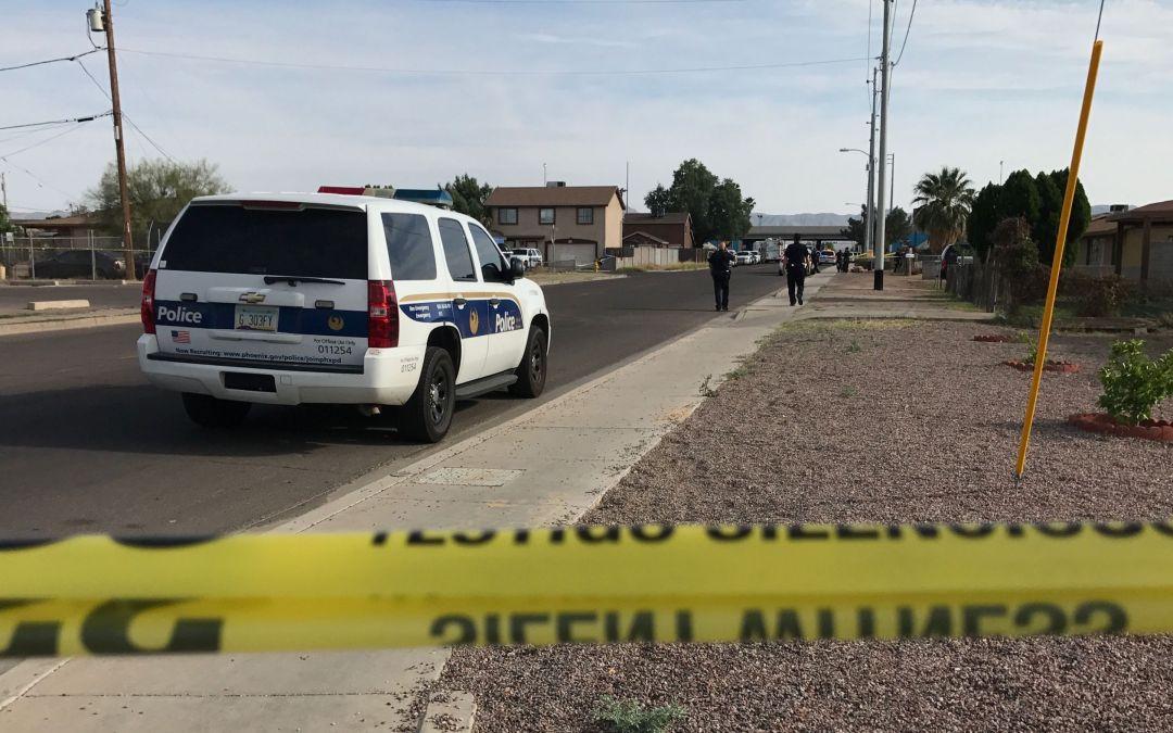 Phoenix police arrest man after officer-involved shooting