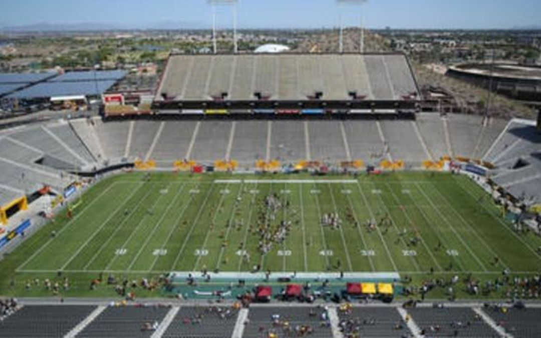 Wide receivers shine in ASU football spring game