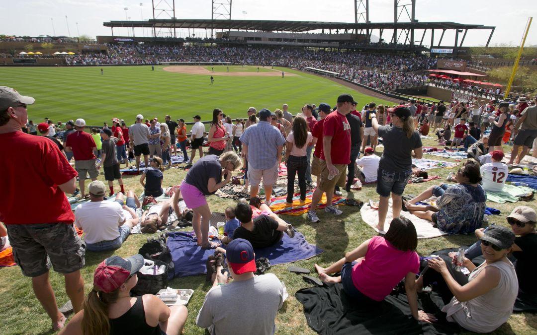 Cactus League sets annual attendance record