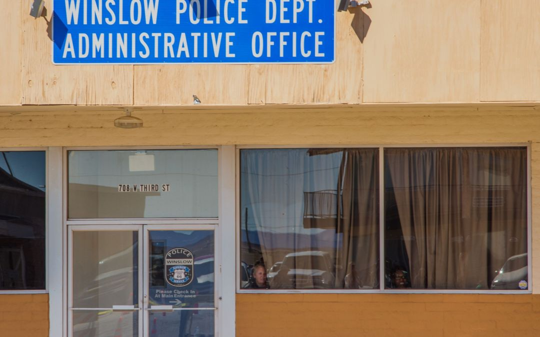 4 finalists announced for Winslow police chief