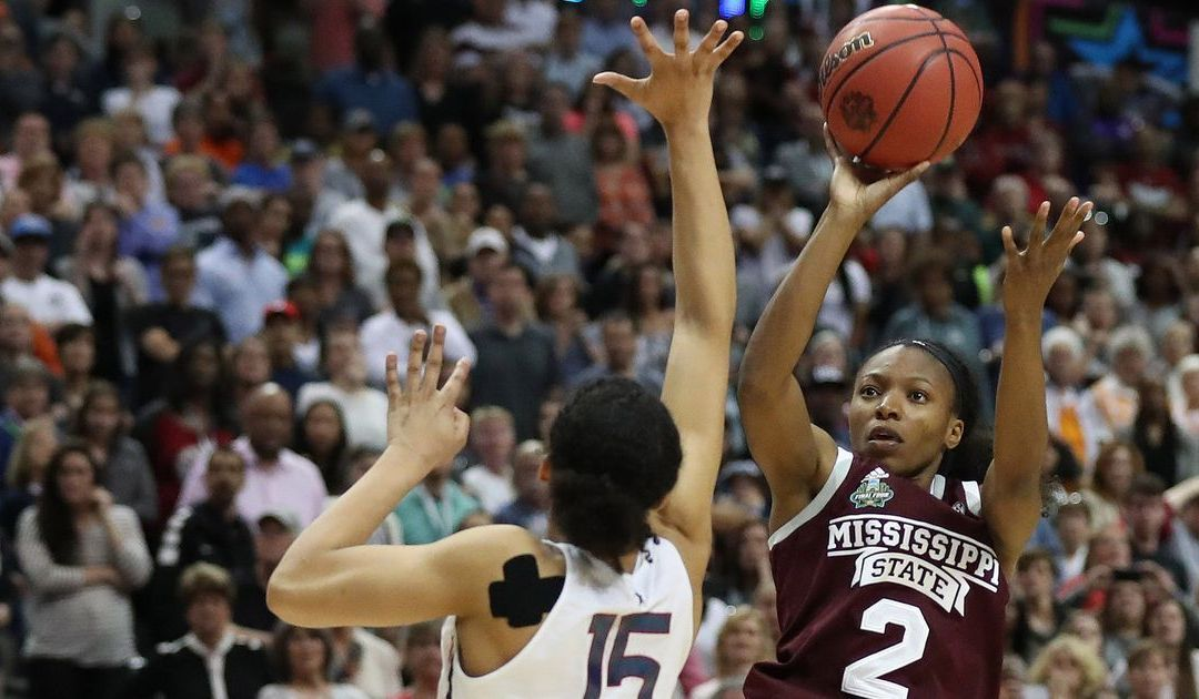 Mississippi State upsets UConn, advances to women's title game
