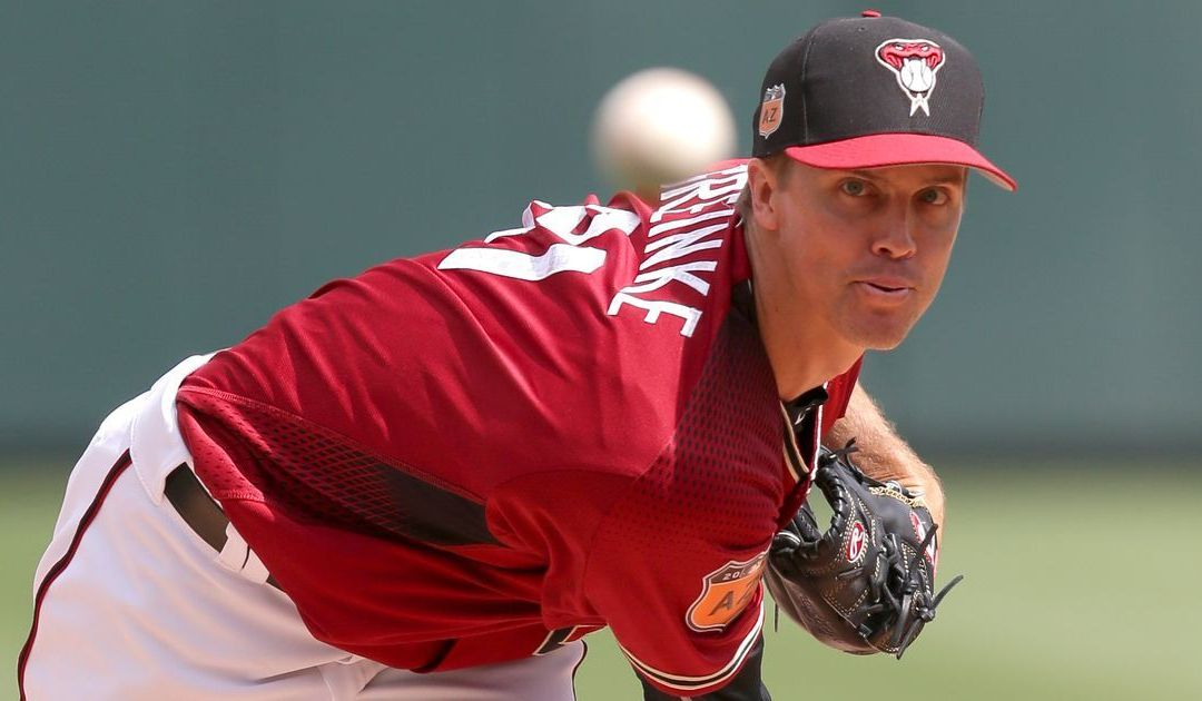 All eyes on Zack Greinke as Diamondbacks' opener nears