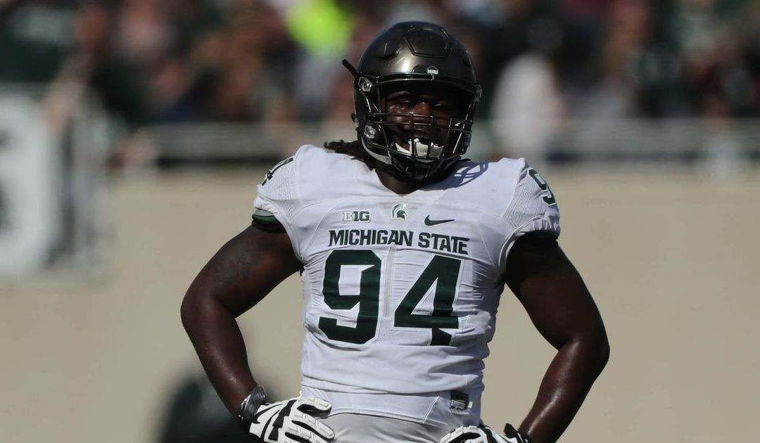 Michigan State dismisses Auston Robertson after sexual misconduct charge
