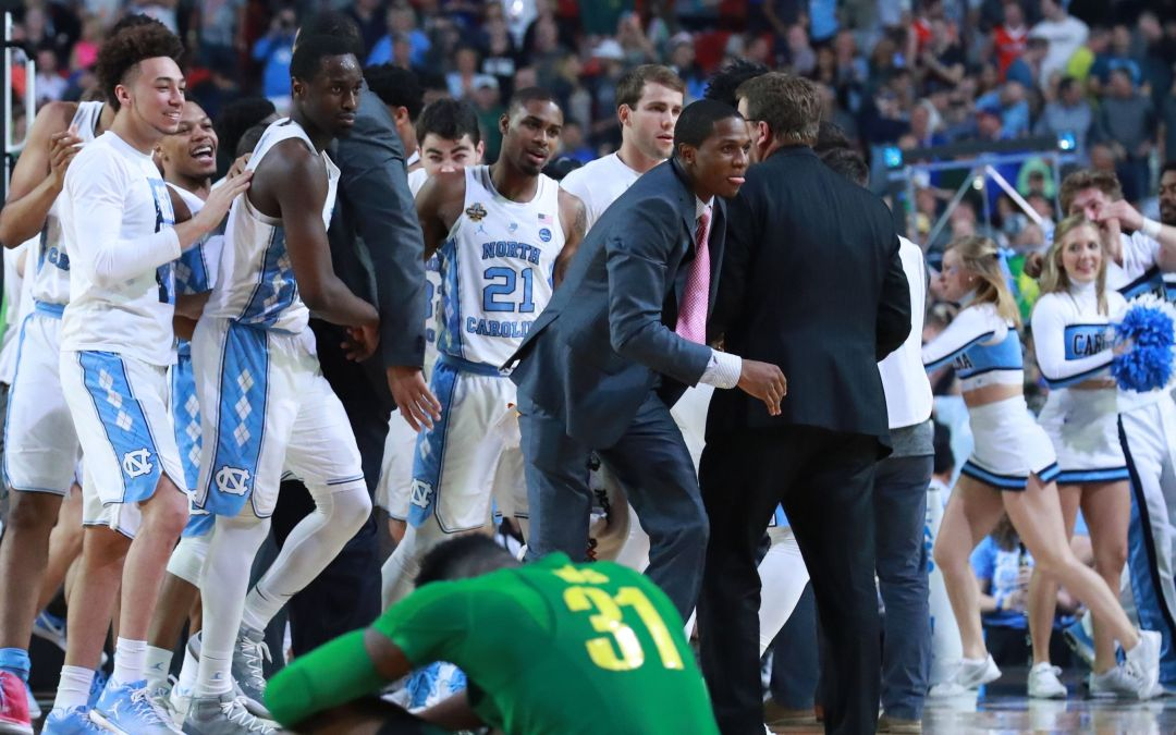 Oregon-North Carolina Final Four meeting stirs emotions