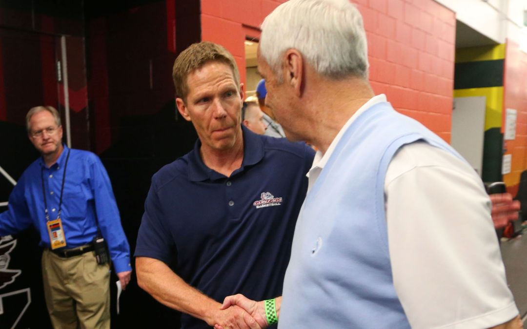 NCAA final highlights friendship of Few, Williams