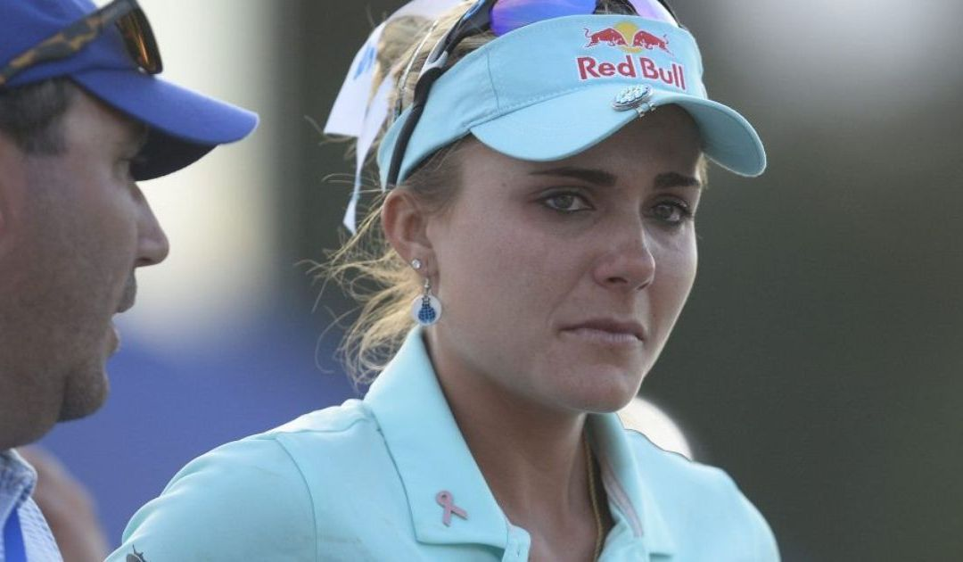 Leader Lexi Thompson hit with day-old penalty at ANA Inspiration
