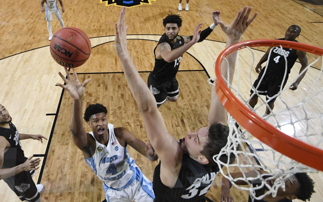 Officials took control, stole show and fouled North Carolina's win